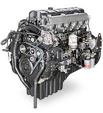 Diesel engines YMZ for DGS