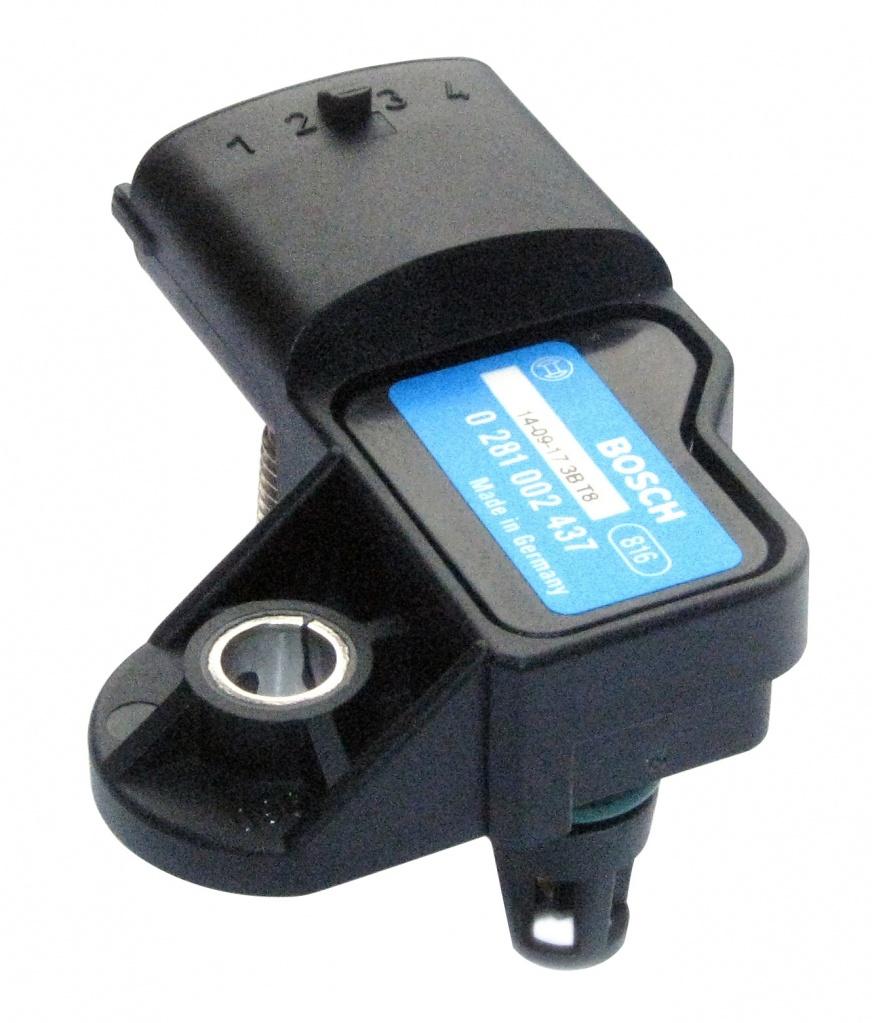 Датчик давления и температуры воздуха Bosch