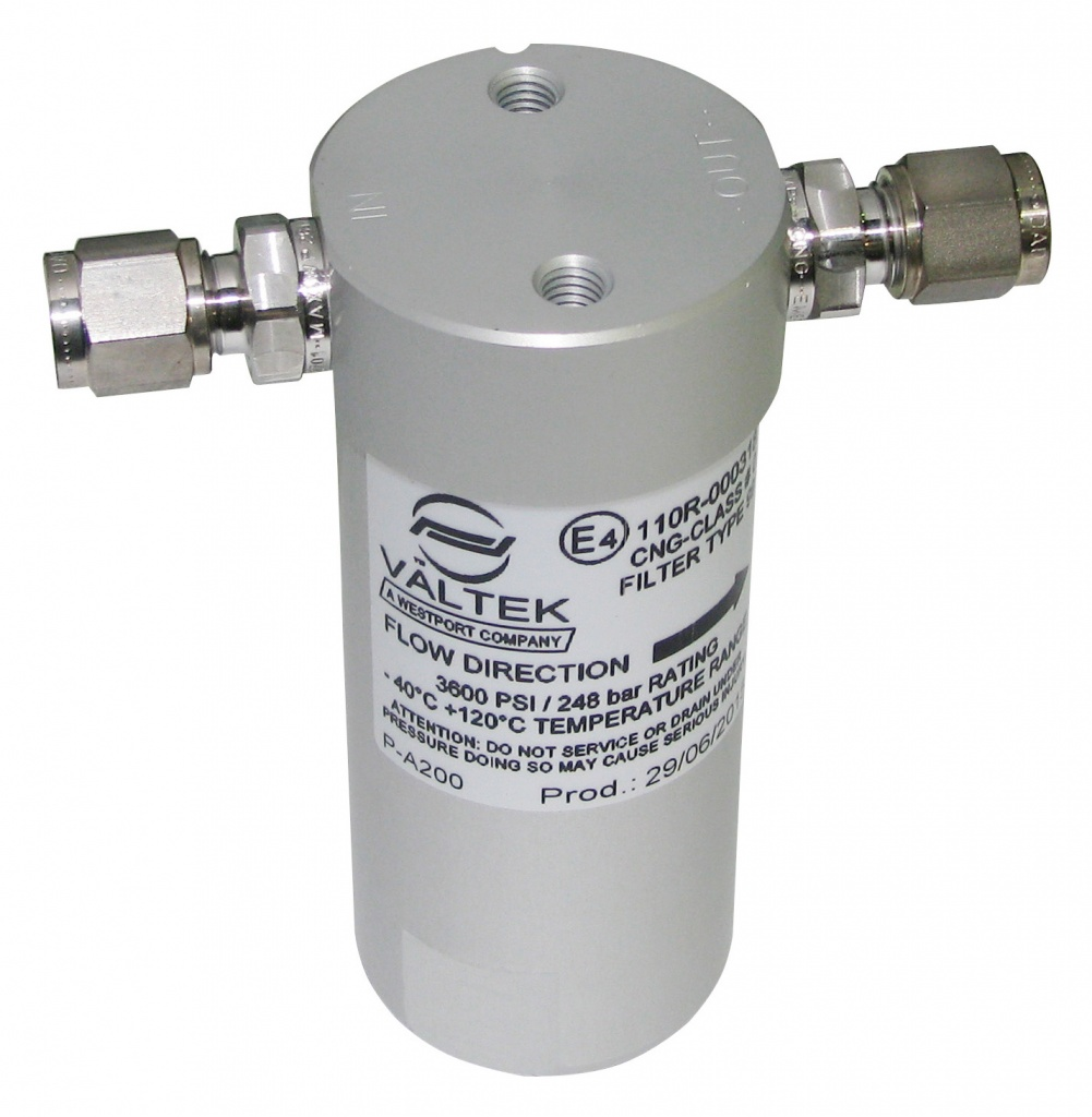 Фильтр газовый высокого давления Westport